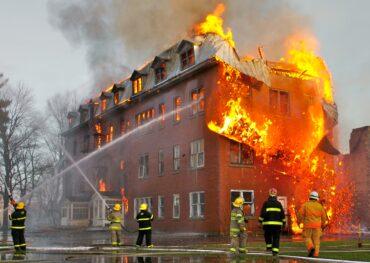 Rischio incendio ed esplosione in edilizia - geometra Andrea Mancuso - Firenze